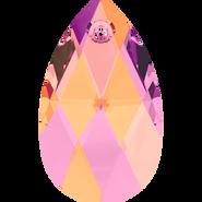 Swarovski Pendant 6106 - 22mm, Crystal Astral Pink (001 API), 2pcs