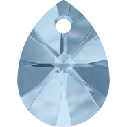 Swarovski Pendant 6128 - 8mm, Denim Blue (266), 12pcs