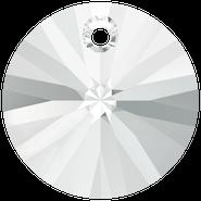 Swarovski Pendant 6428 - 12mm, Crystal (001), 6pcs
