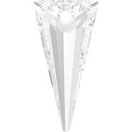 Swarovski Pendant 6480 - 18mm, Crystal (001), 2pcs