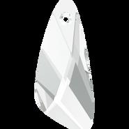 Swarovski Pendant 6690 - 23mm, Crystal (001), 2pcs