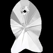 Swarovski 6727 - 18mm, Crystal (001), 2pcs