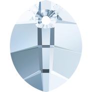 Swarovski Pendant 6734 - 14mm, Crystal Blue Shade (001 BLSH), 2pcs