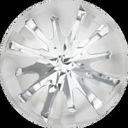 Swarovski Round Stone 1695 - 14mm, Crystal (001) Foiled, 2pcs