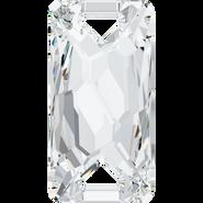 Swarovski 3251 - 30x15mm, Crystal (001) Foiled, 1pcs