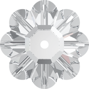 Swarovski Sew-on 3700 - 14mm, Crystal (001) Foiled, 6pcs
