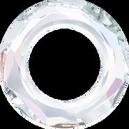 Swarovski Fancy Stone 4139 - 20mm, Crystal Aurore Boreale (001 AB) Unfoiled, 1pcs
