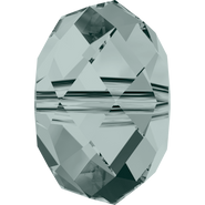 Swarovski Bead 5040 - 8mm, Black Diamond (215), 9pcs