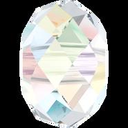 Swarovski Bead 5041 - 18mm, Crystal Aurore Boreale (001 AB), 1pcs