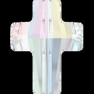 Swarovski Bead 5378 - 18mm, Crystal Aurore Boreale (001 AB), 1pcs