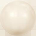 Swarovski Crystal Pearl 5810 - 4mm, Crystal Cream Pearl (001 620), 100pcs