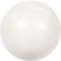 Swarovski Crystal Pearl 5810 - 6mm, Crystal White Pearl (001 650), 100pcs