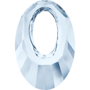 Swarovski Pendant 6040 - 30mm, Crystal Blue Shade (001 BLSH), 1pcs