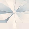 Swarovski Pendant 6228 - 28mm, White Opal (234), 1pcs