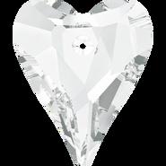 Swarovski Pendant 6240 - 27mm, Crystal (001), 1pcs