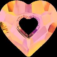Swarovski Pendant 6262 - 17mm, Crystal Astral Pink (001 API), 1pcs