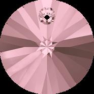 Swarovski Pendant 6428 - 12mm, Crystal Antique Pink (001 ANTP), 1pcs