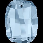 Swarovski Pendant 6685 - 19mm, Denim Blue (266), 1pcs