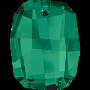 Swarovski Pendant 6685 - 19mm, Emerald (205), 1pcs