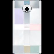 Swarovski Pendant 6696 - 20mm, Crystal Aurore Boreale (001 AB), 1pcs