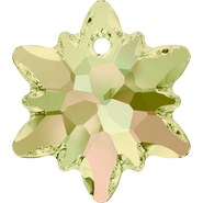 Swarovski Pendant 6748 - 28mm, Crystal Luminous Green (001 LUMG), 1pcs
