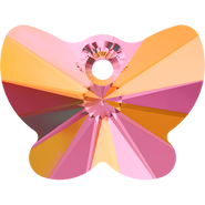 Swarovski Pendant 6754 - 18mm, Crystal Astral Pink (001 API), 1pcs
