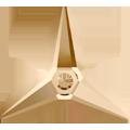 Swarovski 6906 - 20mm, Crystal Golden Shadow (001 GSHA), 1pcs
