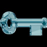 Swarovski Pendant 6919 - 30mm, Indian Sapphire (217), 1pcs