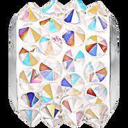 Swarovski Becharmed 180901# 11.5m Crystal AB, (1pcs)