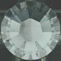 Swarovski Hotfix 2038 - ss5, Black Diamond (215 Advanced), Hotfix, 1440pcs