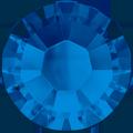 Swarovski Hotfix 2038 - ss8, Capri Blue (243 Advanced), Hotfix, 1440pcs