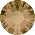 Swarovski Hotfix 2038 - ss8, Crystal Bronze Shade (001 BRSH Advanced), Hotfix, 1440pcs