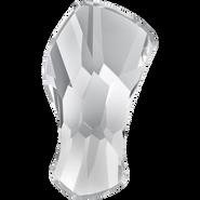 Swarovski Flatback 2798 - 8mm, Crystal (001) Foiled, 360pcs