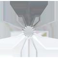 Swarovski Flatback 2816 - 5mm, Crystal (001), 720pcs