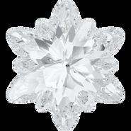 Swarovski Fancy Stone 4753 - 18mm, Crystal (001) Foiled, 24pcs