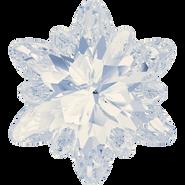 Swarovski Fancy Stone 4753 - 18mm, White Opal (234) Foiled, 24pcs