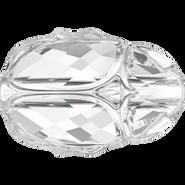 Swarovski Bead 5728 - 12mm, Crystal (001), 96pcs