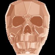 Swarovski Bead 5750 - 13mm, Crystal Rose Gold 2x (001 ROGL2), 12pcs