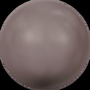 Swarovski Crystal Pearl 5811 - 10mm, Crystal Brown Pearl (001 815), 100pcs