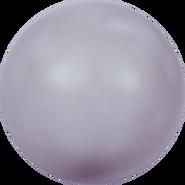 Swarovski Crystal Pearl 5811 - 12mm, Crystal Mauve Pearl (001 160), 100pcs