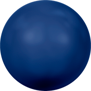 Swarovski Crystal Pearl 5811 - 12mm, Crystal Dark Lapis Pearl (001 719), 100pcs