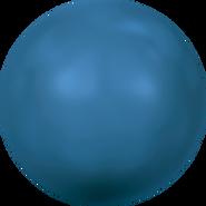 Swarovski Crystal Pearl 5817 - 10mm, Crystal Lapis Pearl (001 717), 250pcs