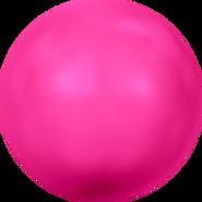Swarovski Crystal Pearl 5817 - 10mm, Crystal Neon Pink Pearl (001 732), 250pcs