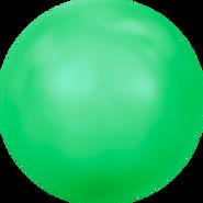 Swarovski Crystal Pearl 5817 - 16mm, Crystal Neon Green Pearl (001 771), 100pcs