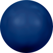 Swarovski Crystal Pearl 5817 - 8mm, Crystal Dark Lapis Pearl (001 719), 250pcs