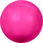 Swarovski Crystal Pearl 5818 - 10mm, Crystal Neon Pink Pearl (001 732), 100pcs