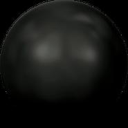 Swarovski Crystal Pearl 5818 - 12mm, Crystal Mystic Black Pearl (001 335), 100pcs