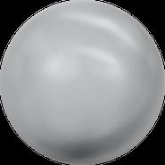 Swarovski Crystal Pearl 5818 - 12mm, Crystal Grey Pearl (001 731), 100pcs