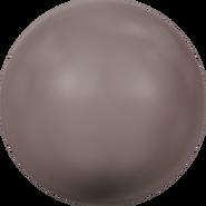 Swarovski Crystal Pearl 5818 - 8mm, Crystal Brown Pearl (001 815), 250pcs