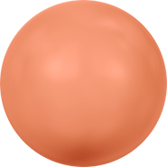 Swarovski Crystal Pearl 5818 - 8mm, Crystal Coral Pearl (001 816), 250pcs